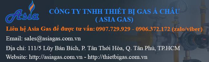 asia gas - hệ thống gas nhà hàng khách sạn