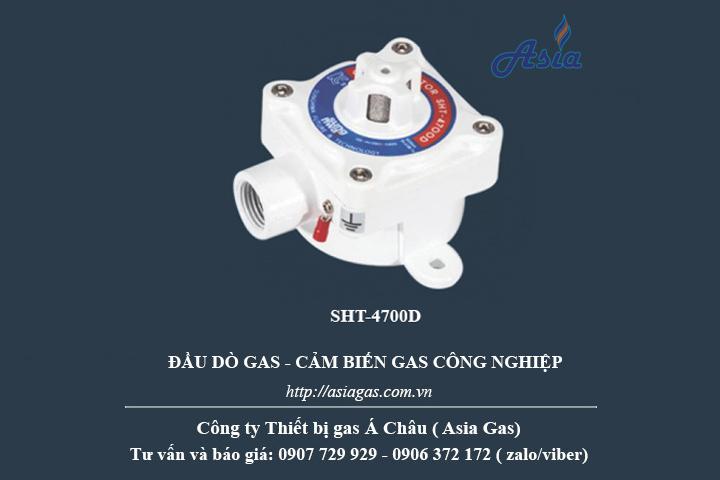 Thiết bị phát hiện xì gas phòng nổ công nghiệp SHT-4700D Sunghwa