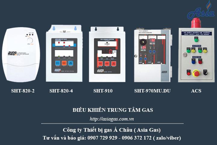 Tủ điều khiển giám sát hệ thống gas công nghiệp