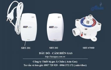 Thiết bị cảnh báo xì gas chất lượng tốt Hàn Quốc