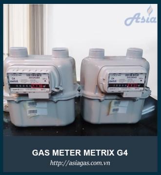 Đồng hồ đo lưu lượng gas cao áp G4