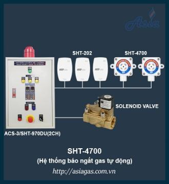 Cảm biến gas phòng nổ SHT-4700
