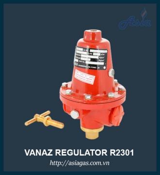 Van điều áp cấp 1 Vanaz 100kg/h R2301