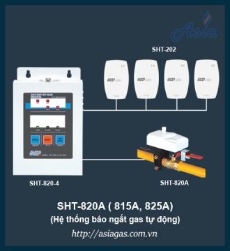 Van ngắt tự động SHT-820A