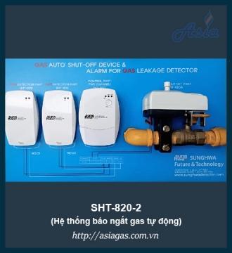 Bộ điều khiển trung tâm SHT-820-2