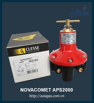 Van điều áp Novacomet APS2000
