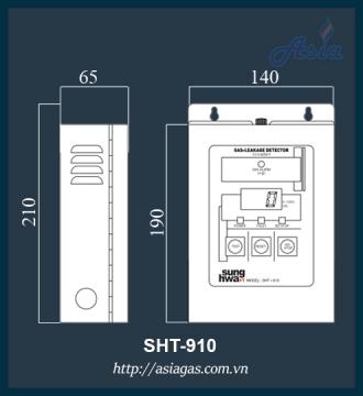 TỦ ĐIỀU KHIỂN TRUNG TÂM SHT-910