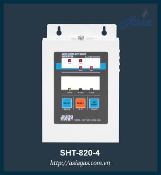 Bộ điều khiển trung tâm SHT-820-4
