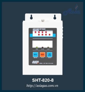 Bộ điều khiển trung tâm SHT-820-8