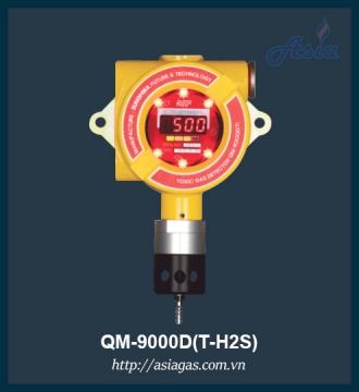 Đầu dò khí Hydro Sulfua hiển thị nồng độ QM-9000D(T-H2S)
