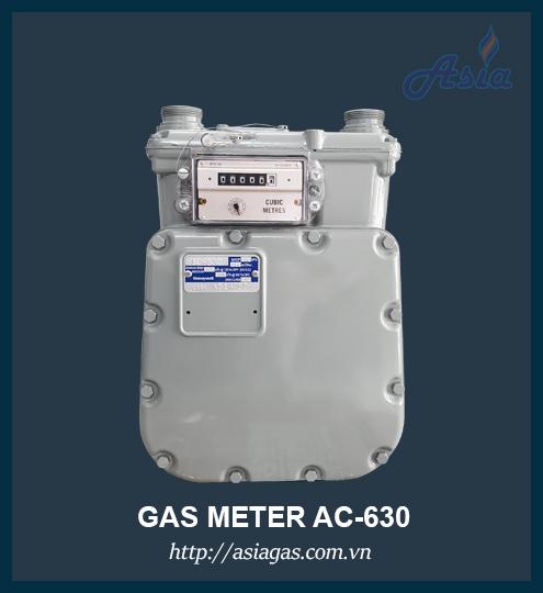 Đồng hồ lưu lượng gas Elster AC630