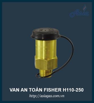 Van an toàn Fisher H110-250