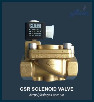VAN ĐIỆN TỪ GSR 24V.DC