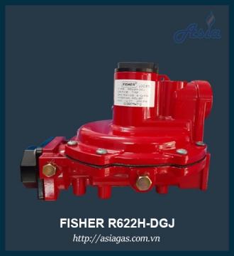 Van điều áp Fisher R622H-DGJ