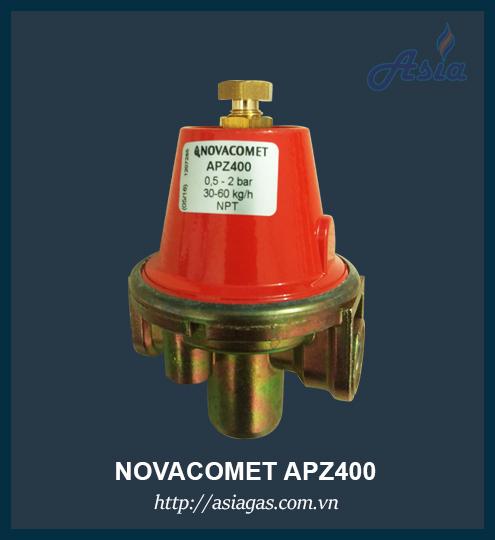 Van điều áp Novacomet APZ400